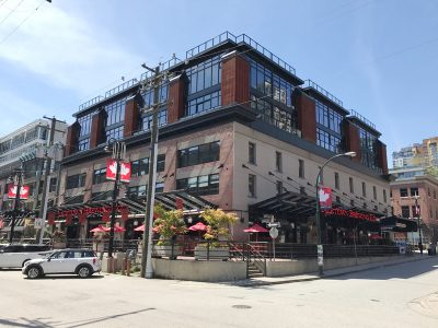 1110 Hamilton Building