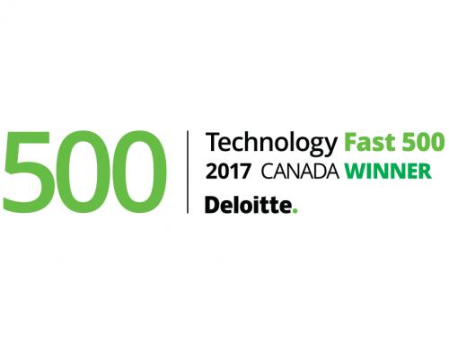 Tuangru Named to Deloitte's 2017 Technology Fast 500